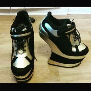 Jeffrey Campbell Heelless Shoe